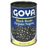 Goya Black Beans 48x 15.5OZ