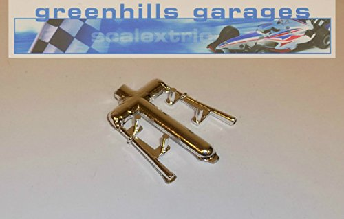 Greenhills Scalextric Ferrari 156 F1 Exhausts for C62 for sale  Delivered anywhere in USA