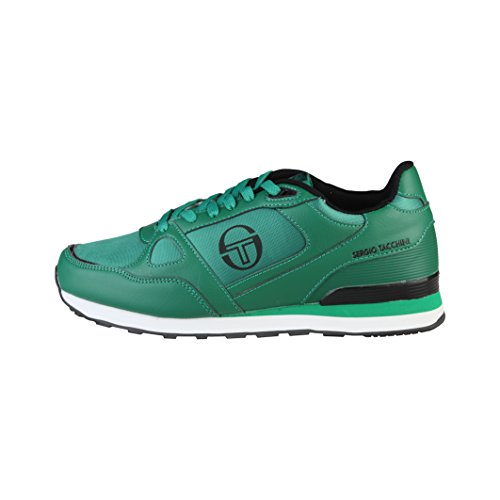 Sergio Tacchini Green Men Trainers Sizes 7 8 9 10 11 12 07840 T64