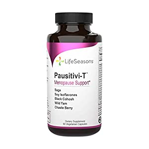 Gut Health Shop 41tLPpCYk4L._SS300_ LifeSeasons - Pausitivi-T - Menopause Relief Supplement - Natural Support for Hot Flashes, Hormone Balance, Night Sweats…
