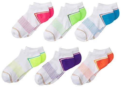 double stripe lowcut liner socks