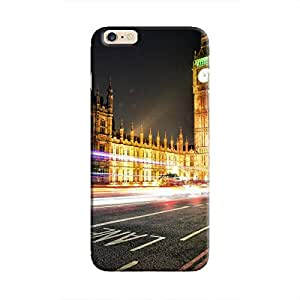 Cover It Up - Big Ben Time Lapsed iPhone 6 Plus / 6s Plus Hard Case