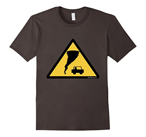 Caution Tornado! Storm Chasers T-shirt