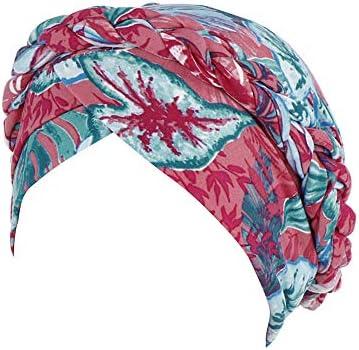 TININNA Sombrero turbantes para Mujer,Gorro Pañuelo Turbante Mujer Cabeza para Càncer Quimioterapia Chemo Oncológico Pèrdida de Pelo Cabello: Amazon.es: Hogar