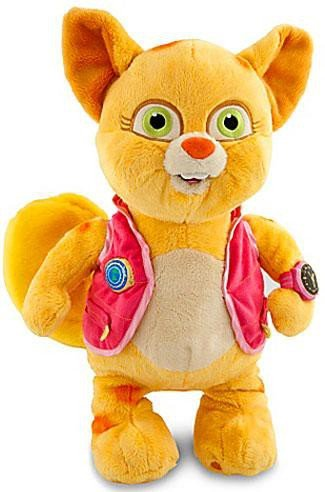 Disney Special Agent Oso Exclusive 14 Inch Deluxe Plush Dotty