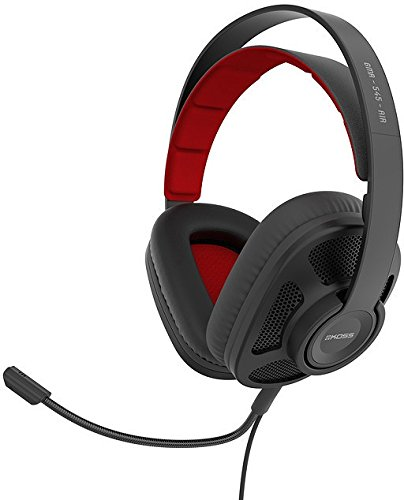 KOSS Open Type Gaming Headset GMR-545-AIR【Japan Domestic genuine products】