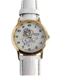 Womens Watch Nurse Hat Medical Physician Wristwatch - White - One Size Analog