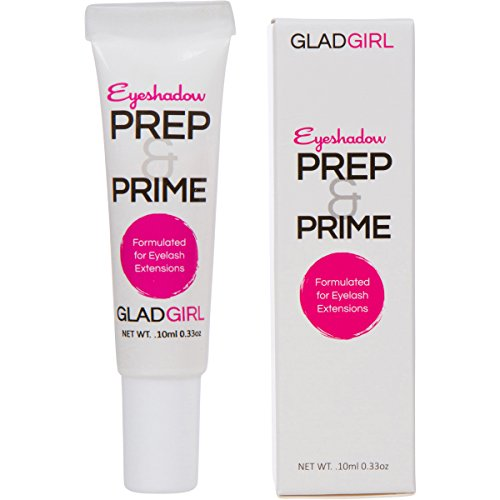 GladGirl | Eyeshadow Prep and Prime | Best Eye Makeup Primer | Makeup and Eyeshadow Primer | Durable and Long-Lasting Wear
