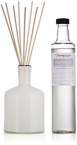 LAFCO House & Home Diffuser, Penthouse Champagne, 15 Fl Oz by LAFCO