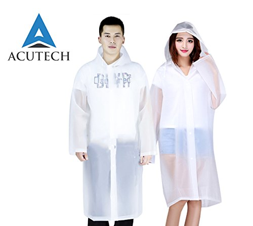 Rain Poncho family pack – Quality built for men/women- Pack of 2, 4, 8, 16-perfect for travel, theme park, hiking, fishing