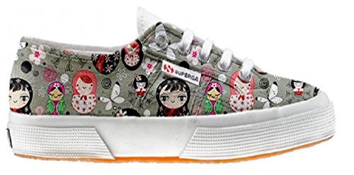 Superga Customized zapatos personalizados Matrilu (Producto Artesano)