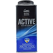 New Active Prickly Heat Cooling Powder Heat Rash Treatment Hot Weather (150g, ARCTIC COOL)