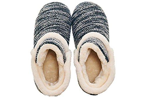 Summer Mae Zapatillas De Arranque Cubierta Sólida Del Ártico Azul oscuro
