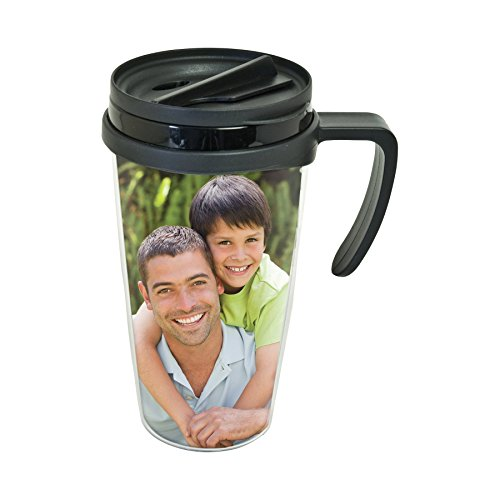 Photo Travel Mug (Make Your Own Photo Travel Mug)