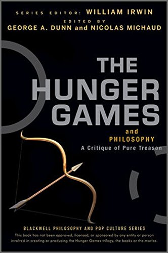 The Hunger Games and Philosophy: A Critique of Pure Treason - The Hunger Games Books