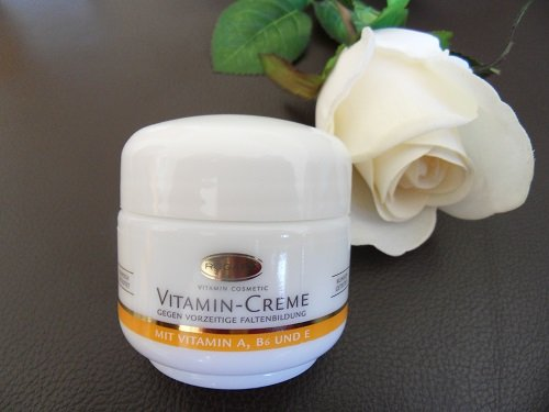 Vitamin Cream Wrinkle Preventative Care 50 ml