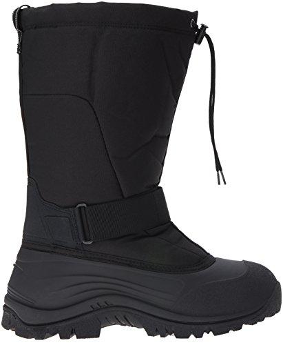 Kamik Mens Greenbay 4 Cold-Weather Boot Black yHdVSn