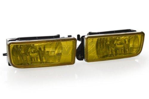 Nebelscheinwerfer Set, gelb, Klarglas racing24de NSW36G