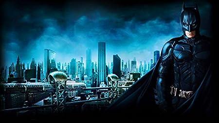 Batman Begins Customized 43x24 inch Silk Print Poster Seda ...