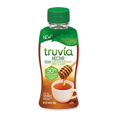 (Truvia Nectar, Stevia Sweetener and Honey Blend, 10.58 oz Bottle)
