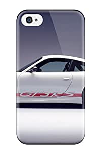 Cheap Hot Style Protective Case Cover For Iphone4/4s(porsche Gt3 Rs 11) 2582417K43471538