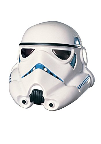 [Stormtrooper 3/4 Mask Costume Accessory] (Fandom Halloween Costumes)