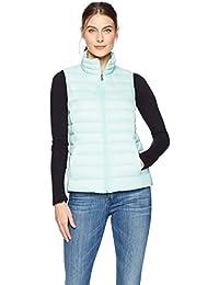 Women's Lightweight Water-Resistant Packable Down Vest