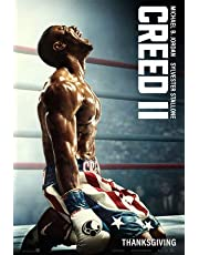 Import Posters CREED 2 – Michael B Jordan – US Movie Wall Poster Print - 30cm x 43cm / 12 Inches x 17 Inches