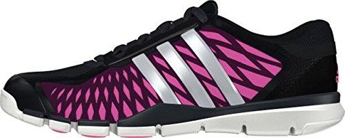 Adidas A.t. 360 control dkgrey/silvmt/sopink, Größe Adidas:5.5