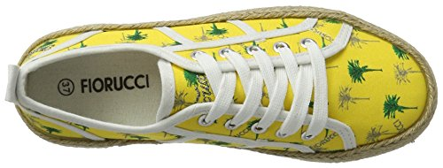 Fiorucci Fepd027 - Zapatillas de casa Mujer Gelb (Giallo)