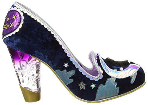 Bleu Bout navy Night A Irregular Choice Escarpins At Fermé Stars Femme paz8zRX