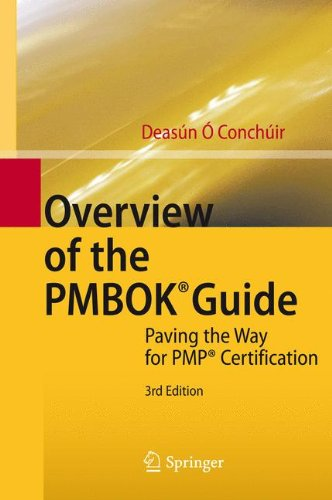 Overview of the PMBOK® Guide: Paving the Way for PMP® Certification