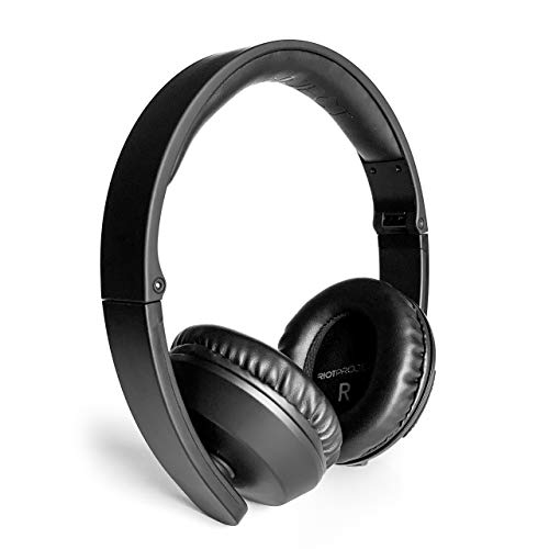 RIOT Project Bluetooth Over-Ear Headphones