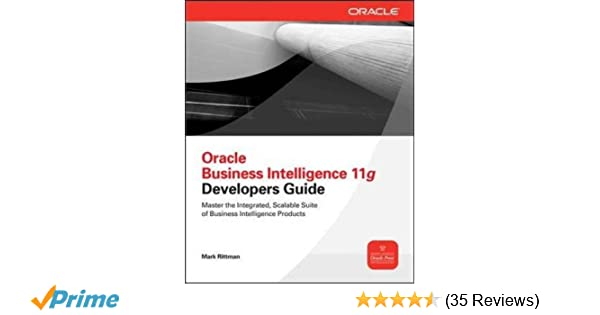 oracle business intelligence 11g developers guide 9780071798747 rh amazon com OBIEE 11G Architecture OBIEE 11G Documentation