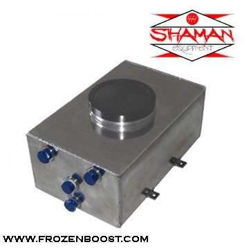 Water to Air Ice Box Reservoir (Intercooler Water)