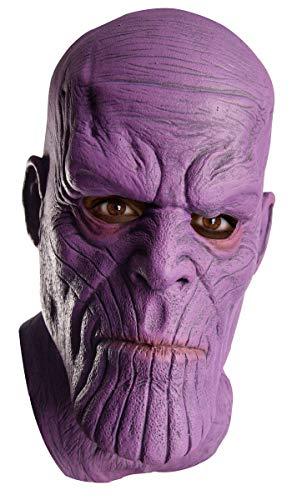 Máscara Deluxe Rubies Costume Company Inc Thanos Multicor