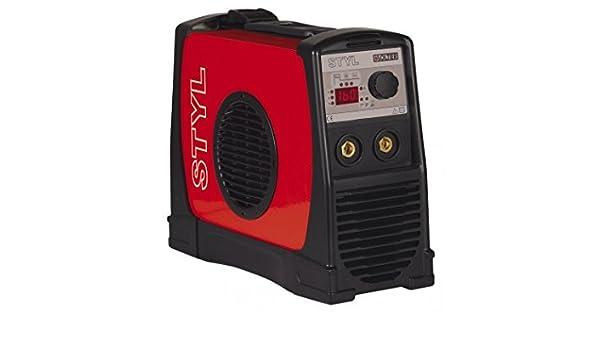 Solter 04109 - Soldadura Inverter Styl-185Di: Amazon.es: Bricolaje y herramientas
