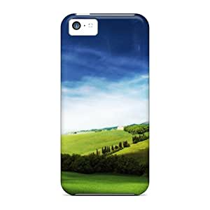 BdBpdmR4545xBJYt Hot Air Balloon Awesome High Quality Iphone 5c Case Skin