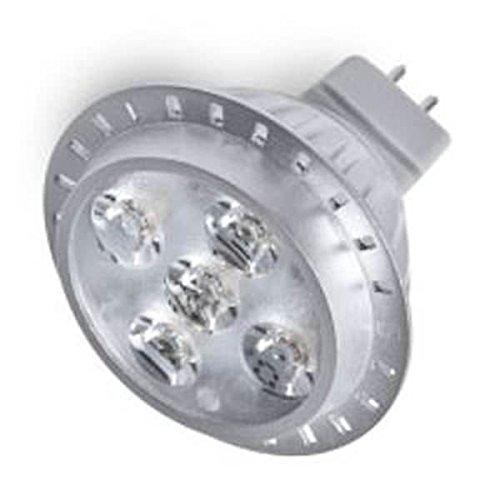 Halco BC3766 80802 - MR16FMW/827/LED MR16 Flood LED Light Bulb