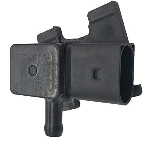 Germban Diesel Dpf Exhaust Pressure Sensor for 1er 3er 5er 7er X3 X5 F11 2010 2013 3.0 7805152-01 7 805 152-01:
