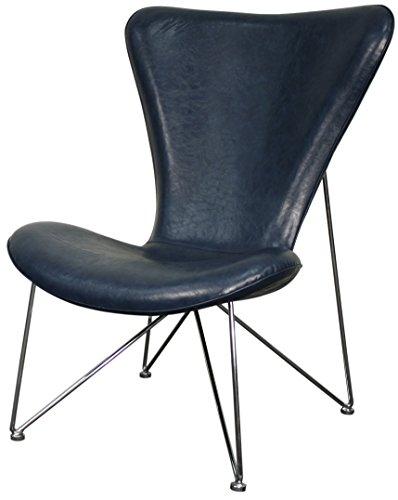 Pleasing Amazon Com New Pacific Direct Corbett Pu Leather Lounge Ibusinesslaw Wood Chair Design Ideas Ibusinesslaworg