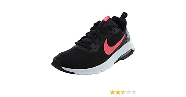 Nike Air MAX Motion LW (GS), Zapatillas de Trail Running para Mujer, Negro (Black/Racer Pink/White 001), 38.5 EU: Amazon.es: Zapatos y complementos