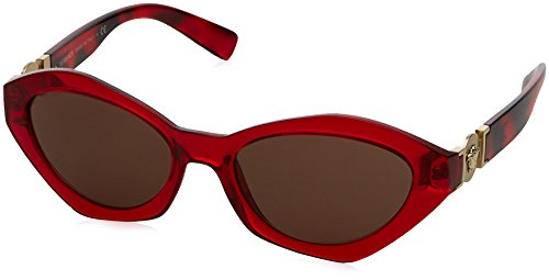 Gafas Bordeaux Transparent para Mujer de Versace Sol n0xwCdvBBq