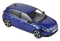 1/43 プジョー 308 GT スポーツ 2014 Magnetic (ブルー) 473826の商品画像