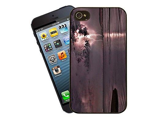 Landschaft design 003 Telefon-Fall - diese Abdeckung passt Apple Modell iPhone 4 / 4 s - von Eclipse-Geschenk-Ideen