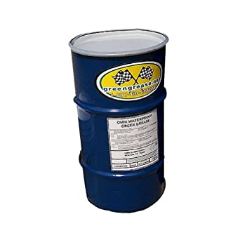 Green Grease 120 Synthetic Waterproof High Temperature Grease, 16 Gallon Keg