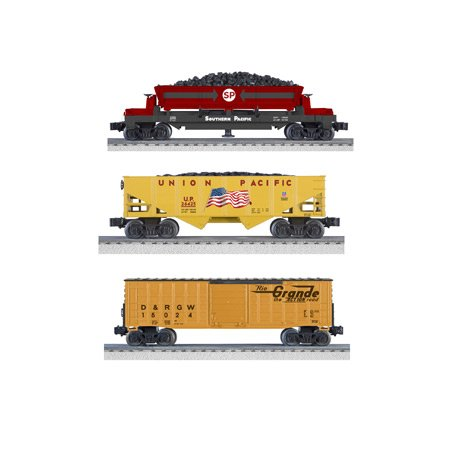 Lionel Trains Western Freight Expansion Pack by Lionel
