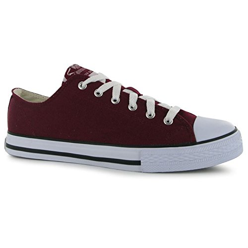 Dunlop Canvas (Mens Dunlop Canvas Low Top Trainers Shoes (UK 10.5 / US)