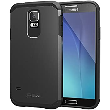 spigen tough armor galaxy s5 case with extreme heavy duty protection and air cushion. Black Bedroom Furniture Sets. Home Design Ideas