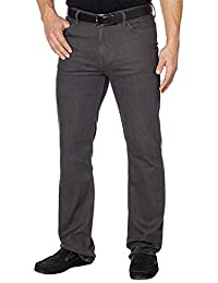 Jeans Men's Straight Fit Denim Jean